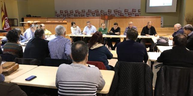 Constitución de la ATC de FeSMC-UGT de Catalunya