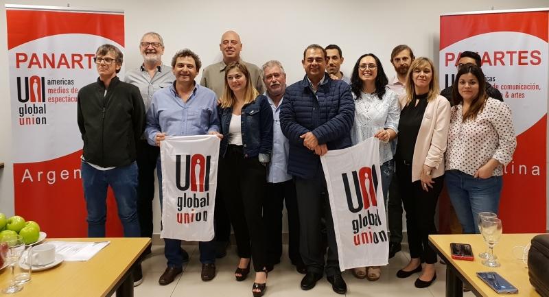 Reunión de la Alianza Sindical Internacional sobre el Grupo Prisa