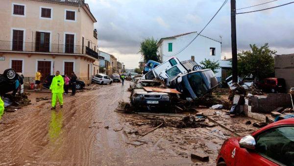 UGT transmite su pésame por la tragedia de Sant Llorenç