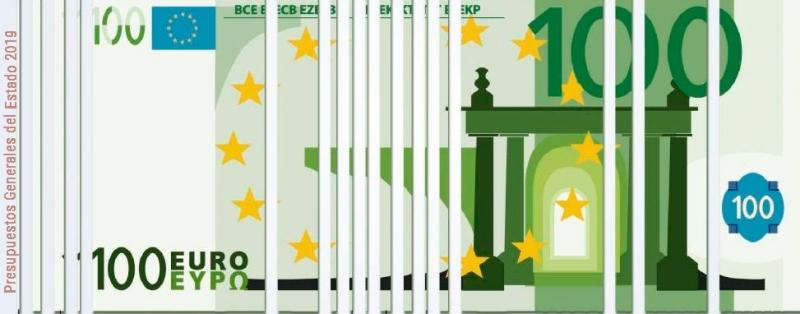 Presupuestos más sociales y equilibrados para repartir la riqueza