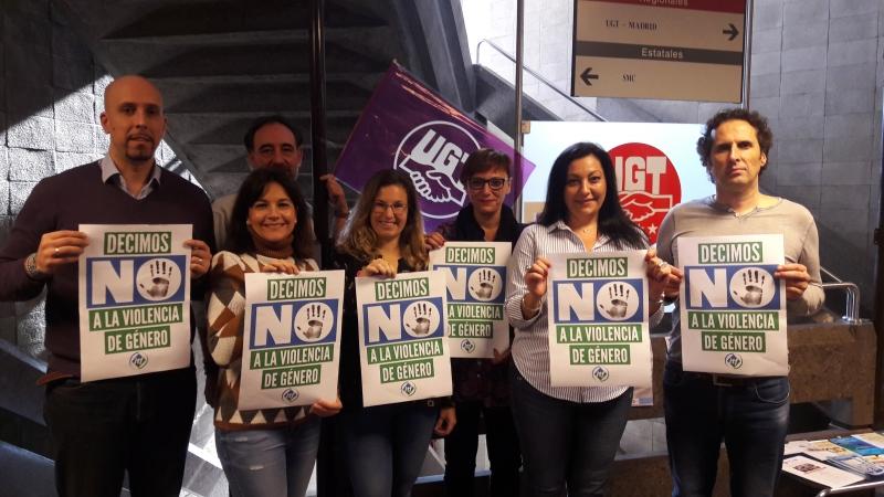 La Federación Sindical Internacional ITF inicia una campaña contra la violencia de género