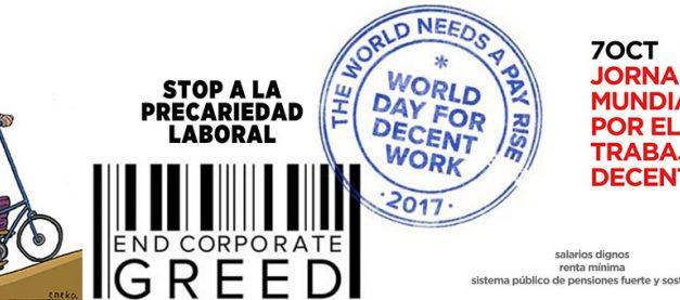 La Región de Murcia necesita un aumento de sueldo: STOP a la precariedad laboral