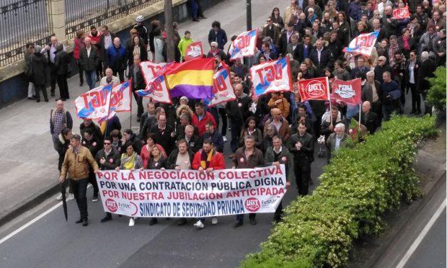 FeSMC Galicia en el Primero de Mayo