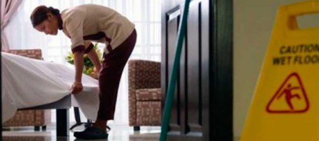Semana mundial por la seguridad y la salud laboral de las camareras de piso