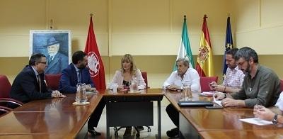 UGT Andalucía y la Consejería de Turismo analizan la situación del sector en Andalucía