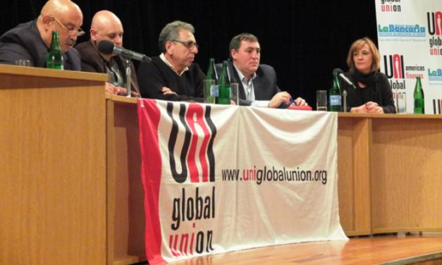UGT participa en el III Encuentro Internacional de la Alianza en Defensa de la Banca Pública de UNI Finanzas America