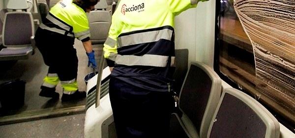 El Grupo RENFE comunica a las empresas la fecha de inicio del nuevo contrato de limpieza