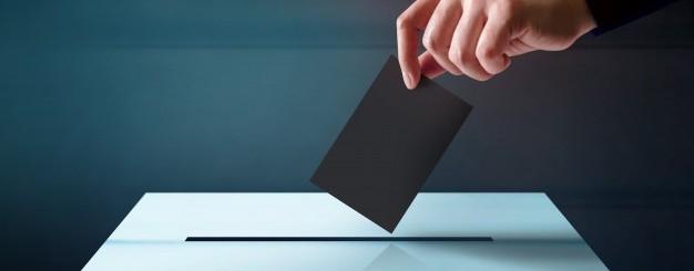 Composición de las candidaturas electorales en restauración a bordo