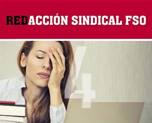 Redacción Sindical FSO – nº 4