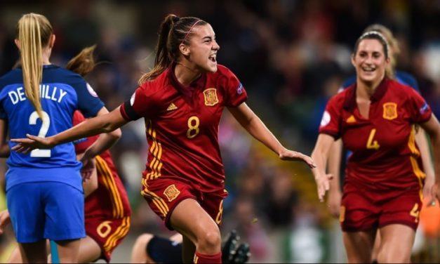 UGT apuesta por mejorar las condiciones laborales del fútbol femenino en España