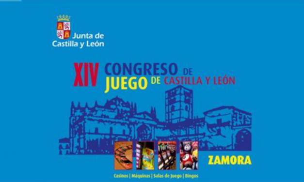 UGT asiste al XIV Congreso del Juego de Castilla y León