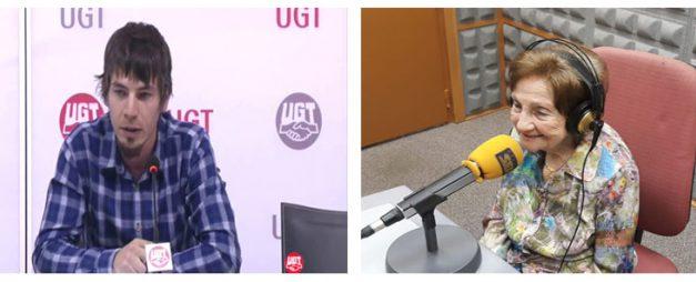 130 Aniversario de UGT: un sindicato, dos generaciones