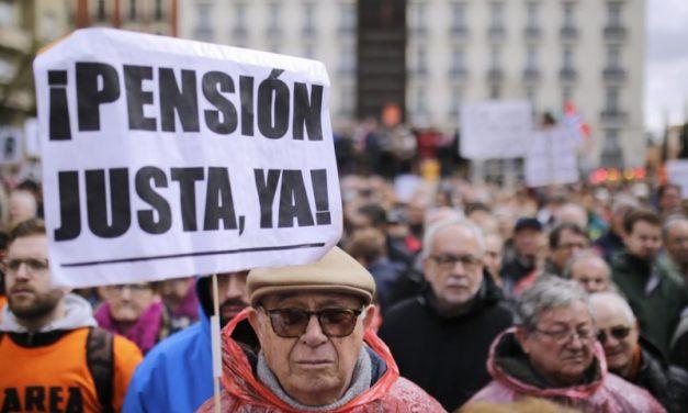 Un acto de justicia con los pensionistas