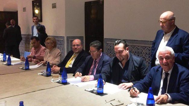 UGT firma el Convenio de Paradores de Turismo