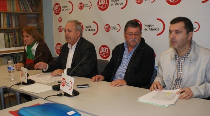 UGT gana las elecciones en Ferrovial – Ayuntamiento de Murcia