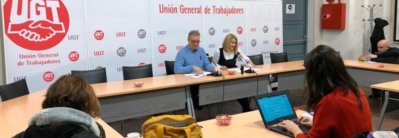 UGT recurre ante los Tribunales el Real Decreto del Gobierno de subida de las pensiones