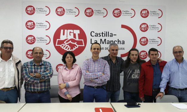 Constituido el sector de Comunicaciones, Medios de Comunicación y Cultura de UGT Castilla-La Mancha