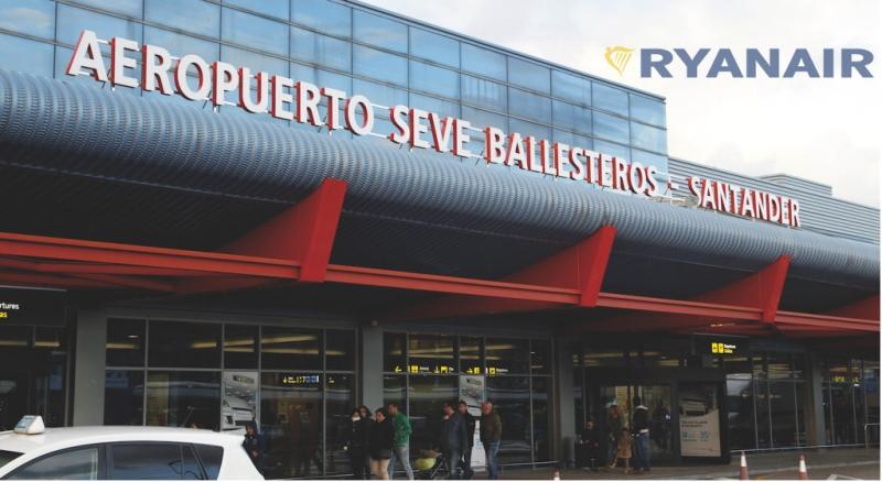 UGT gana la elecciones en Ryanair Santander