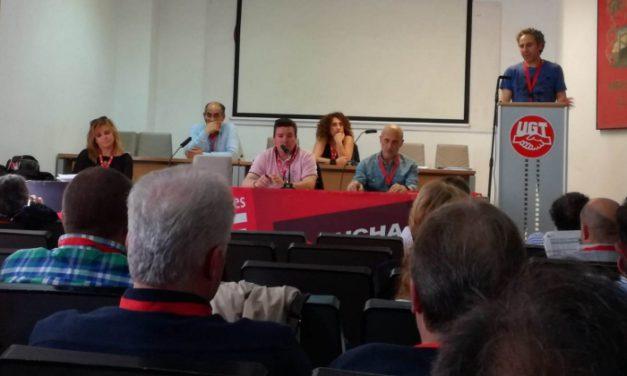 UGT celebra su Comité del Sector de transportes de FeSMC de Castilla y León
