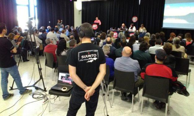 UGT presenta un plan estratégico para hacer de RTVE un referente global del mundo hispanohablante