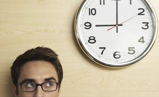 Control de la jornada laboral: más salud, más conciliación personal
