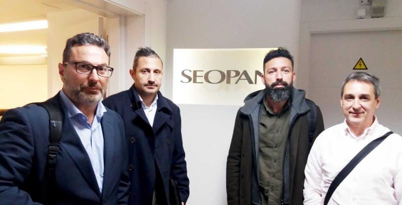 UGT y CCOO se reúnen con Seopan para hablar de empleo en el sector de autopistas