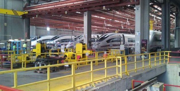 UGT apuesta por la generación de empleo neto en las empresas públicas ferroviarias