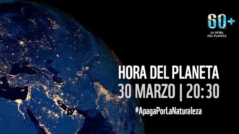 UGT se suma a la Hora del Planeta 2019