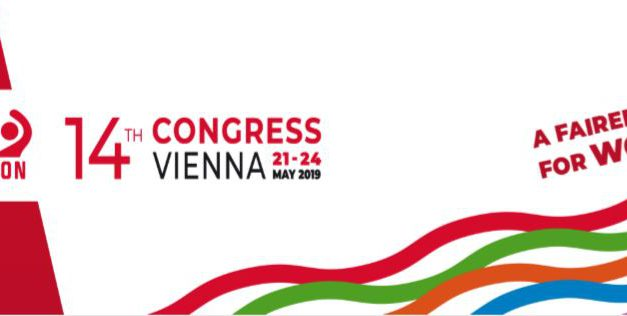Pepe Álvarez encabeza la delegación de UGT que participa en el 14 Congreso de la Confederación Europea de Sindicatos