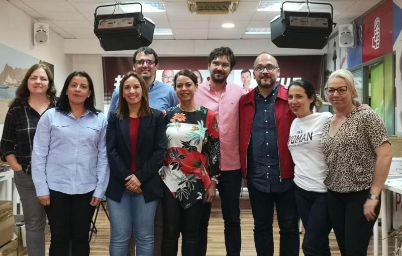 UGT pide a representantes del Grupo Socialista mejoras en la calidad del empleo en el sector