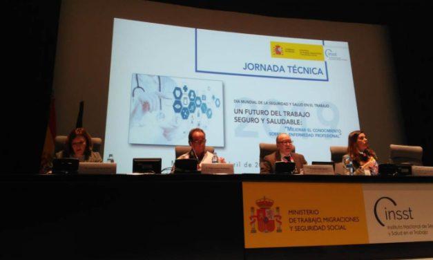 El reconocimiento de enfermedades profesionales en España, una asignatura pendiente