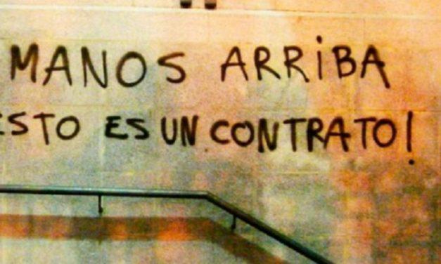 Jóvenes españoles menores de 25, campeones de la precariedad en Europa