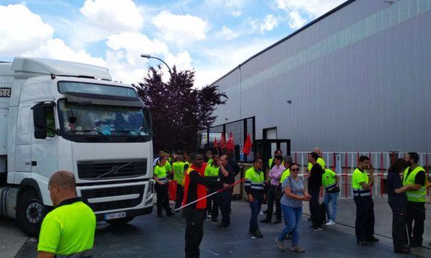 La huelga de DHL-Primark pasa a ser indefinida
