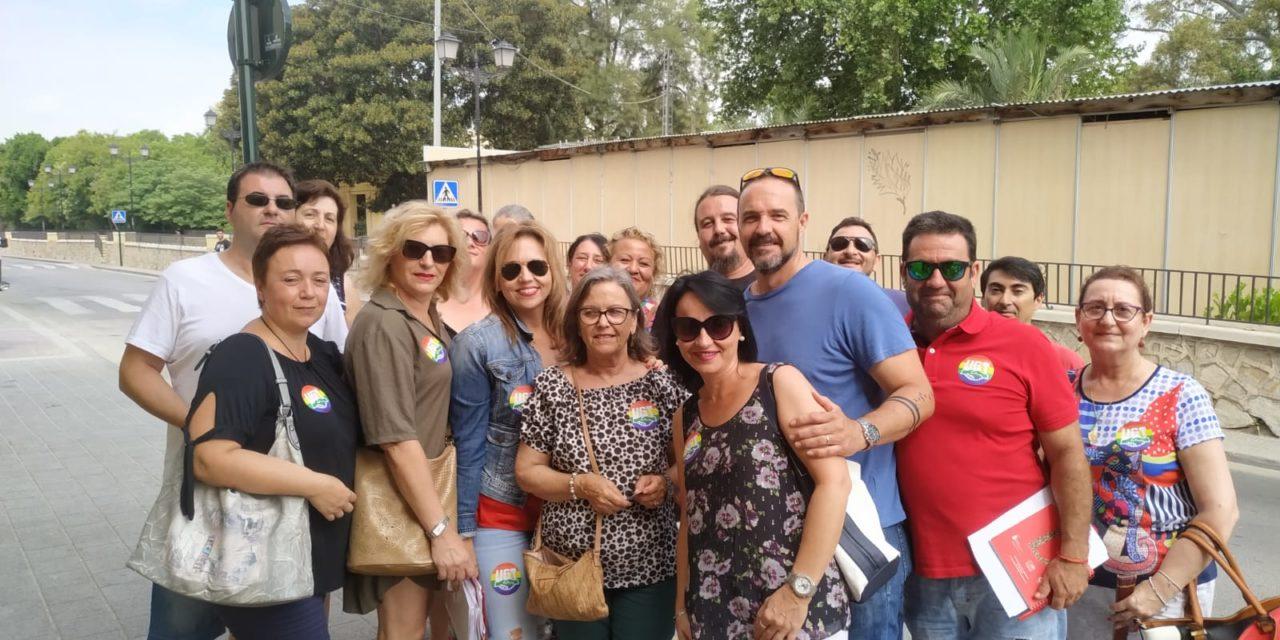 Inasumible propuesta salarial en el convenio de limpieza de edificios de Murcia