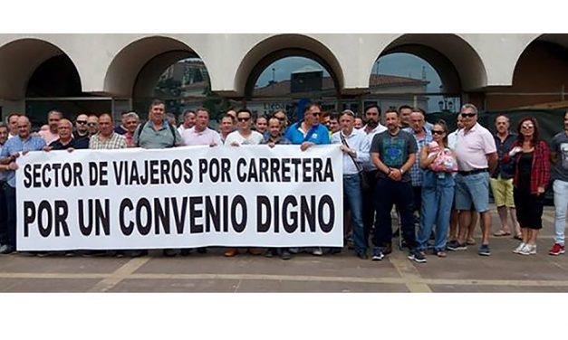 Los sindicatos prevén huelgas este verano en el transporte de viajeros por carretera de Cantabria si no se retoma la negociación del convenio
