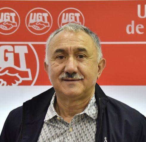 Pepe Álvarez | Secretario General de UGT