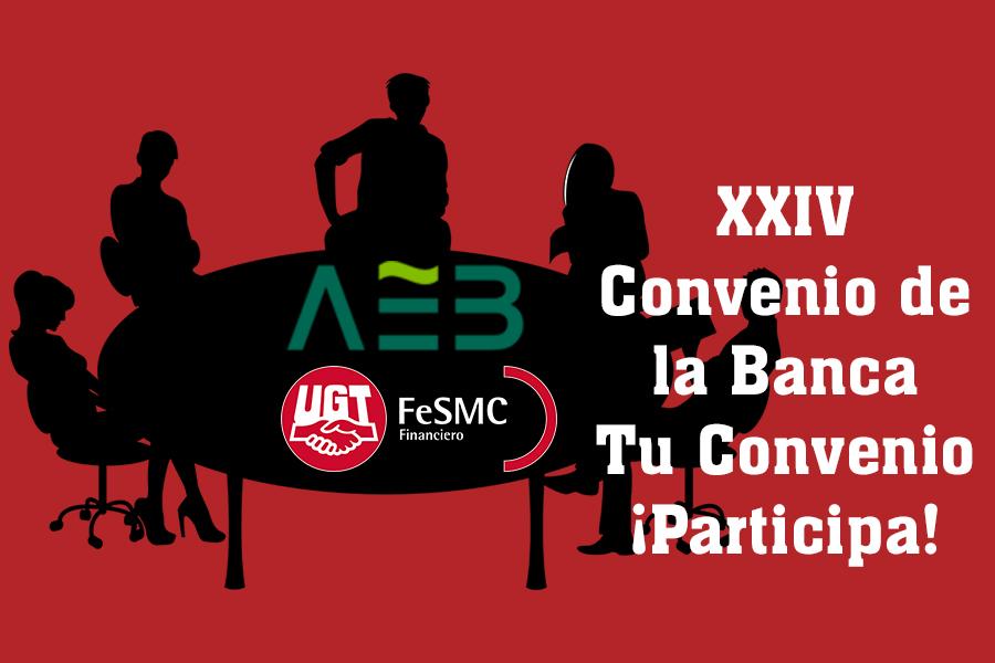Igualdad, conciliación, y registro de la jornada, materias de negociación en la duodécima reunión de negociación  del convenio de Banca