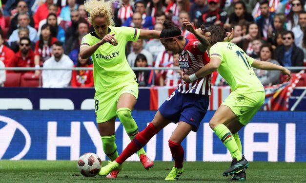 16 y 17 de noviembre: huelga en el fútbol profesional femenino