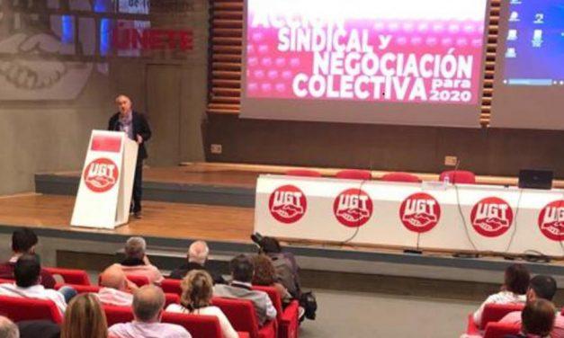 UGT trabajará por un SMI de 1.200 euros al final de la Legislatura
