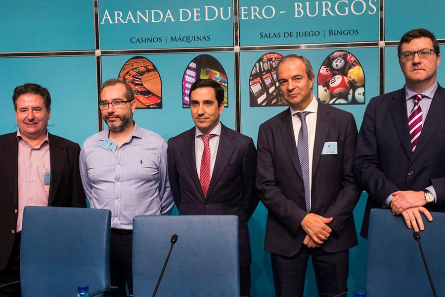UGT de hostelería participa en el XVI Congreso de Juego de Castilla y León