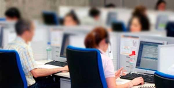 La empresa Konecta, a la vanguardia de la precarización laboral