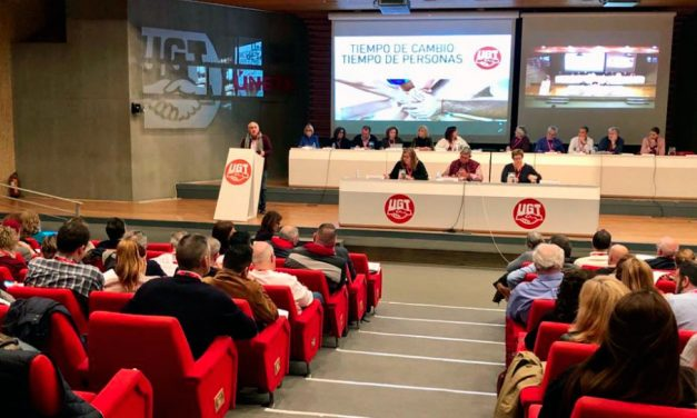 El 8º Comité Confederal de UGT reclama políticas de cambio para solucionar los problemas de las personas