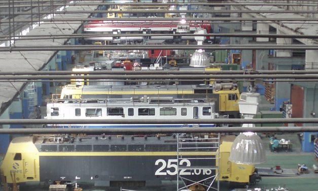 Grupo Renfe   Fabricación y Mantenimiento   UGT desconvoca la huelga en talleres