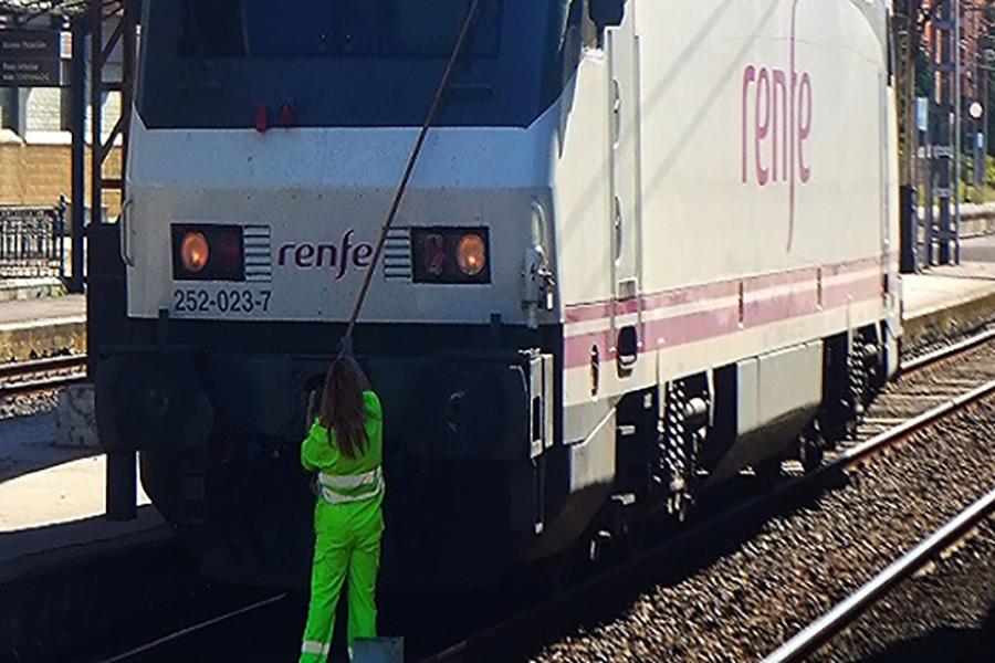 Contratas Ferroviarias | Los trabajadores de Althenia cobrarán el salario adeudado de octubre de 2018