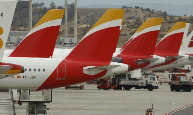 Iberia presenta solicitud de ERTE ante la autoridad laboral