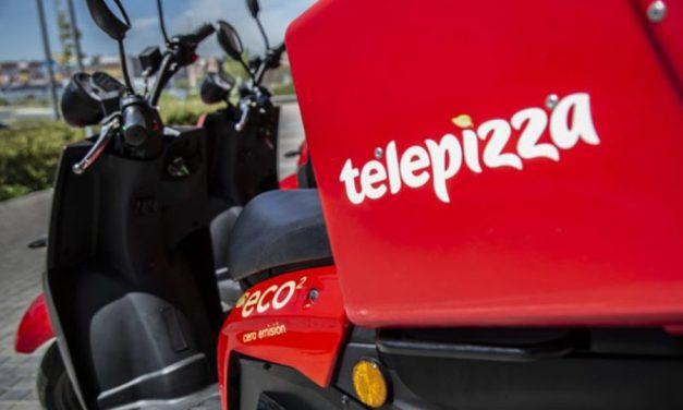 Los sindicatos de Telepizza critican que tuvieran que recurrir a la policía para cerrar la venta al público en Cantabria