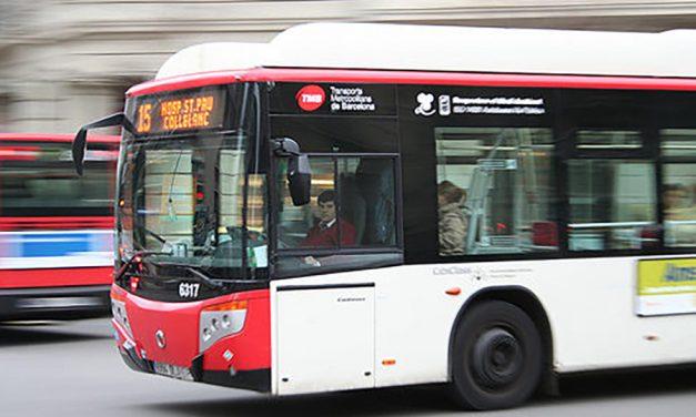 UGT pide a la Administración que vele por la seguridad en los transporte urbanos e interurbanos de Catalunya