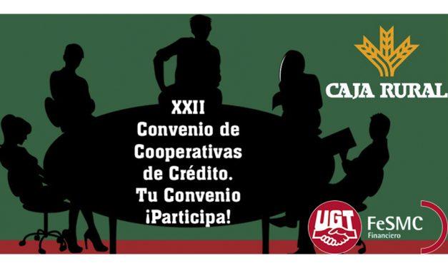 Cooperativas de  Crédito | La patronal vuelve a reformular los 16 capítulos del convenio en bloque