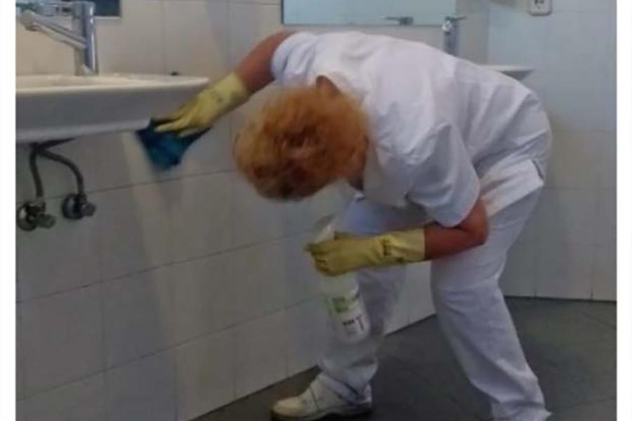Los trabajadores y trabajadoras de limpieza en hospitales merecen la atención y cobertura del Estado