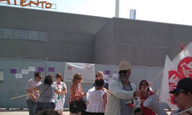 UGT avisa con parar la actividad en Atento Toledo si la empresa sigue obligando a volver al trabajo presencial